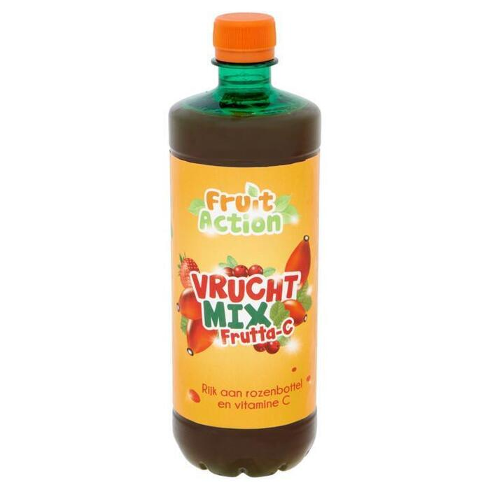 Fruit Action Vruchtmix Frutta-C 750ml (0.75L)