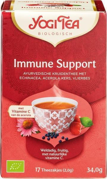 Immune support tea (builtje)