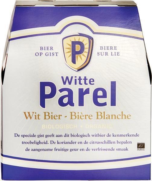 Witte parel witbier 6-pack (6 × 30cl)
