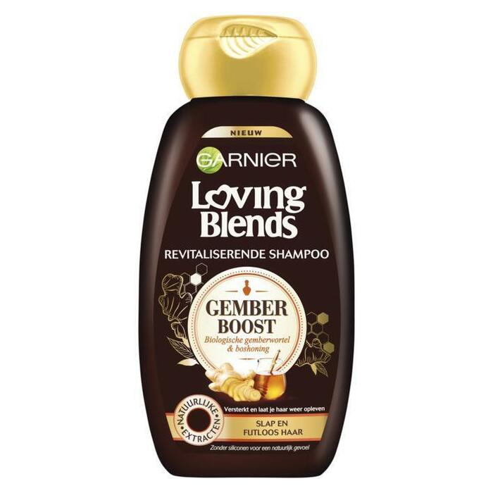 Loving Blends Gember boost shampoo (30cl)