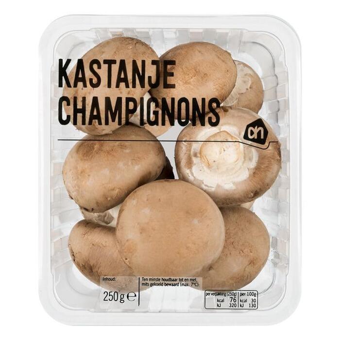 kastanjechampignons (bak, 250g)