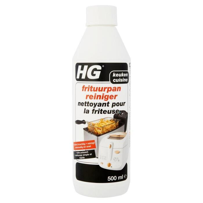 HG Frituurpanreiniger (0.5L)