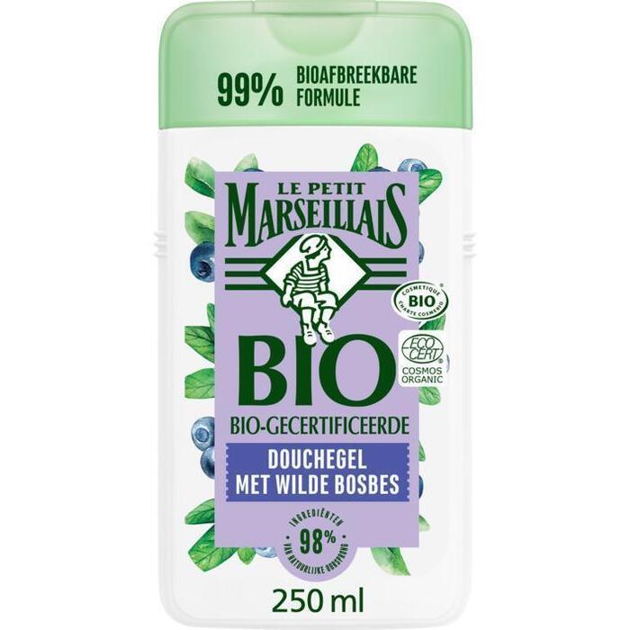 Le Petit Marseillais Wild bio blueberry 2 (250ml)