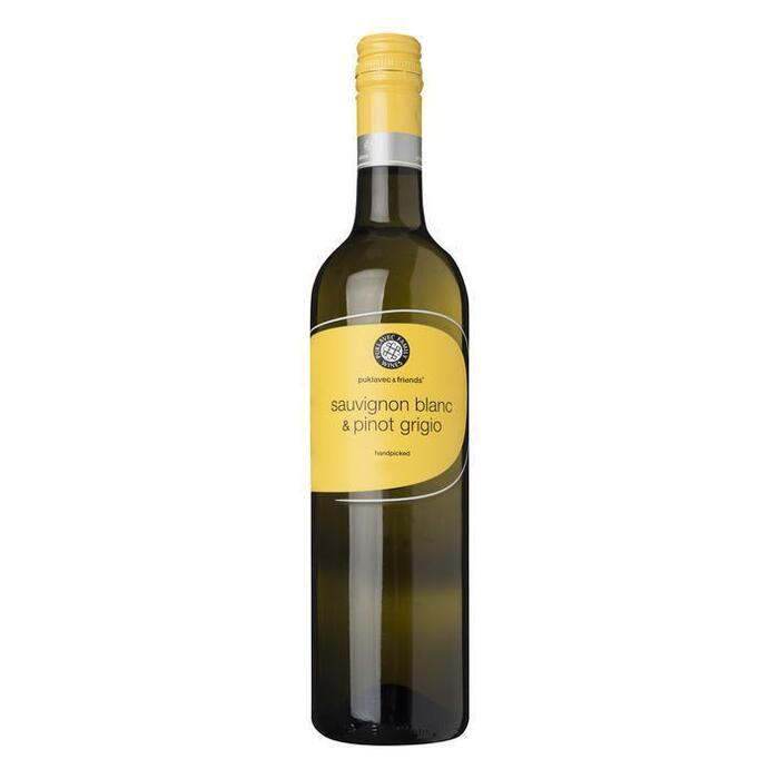 Puklavec & Friends Sauvignon Blanc & Pinot Grigio 750ml (0.75L)
