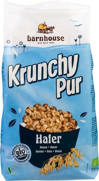 Krunchy Pur Hafer (zak, 750g)