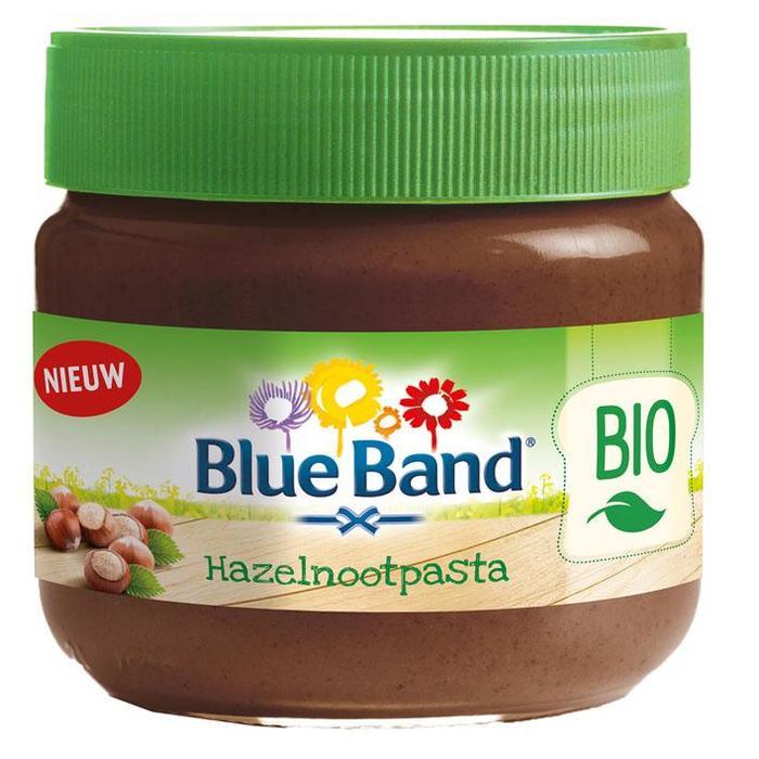 Biologische hazelnootpasta (pot, 350g)