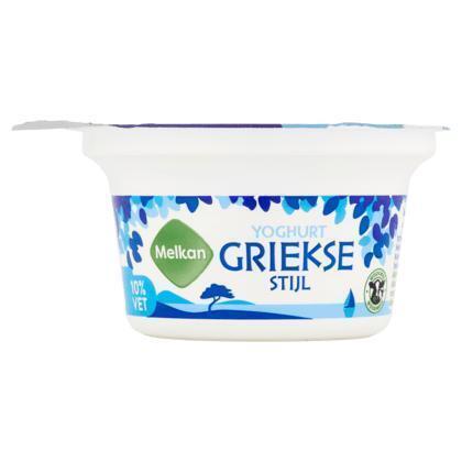 Yoghurt Griekse Stijl (bak, 150g)