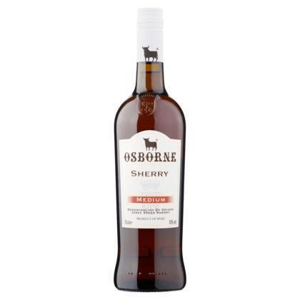 Sherry medium dry (rol, 75 × 0.75L)