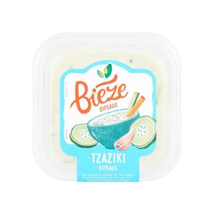 Tzaziki saus (bakje, 250g)