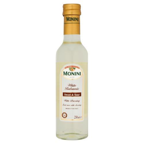 Monini Azijndressing witte wijn (250ml)