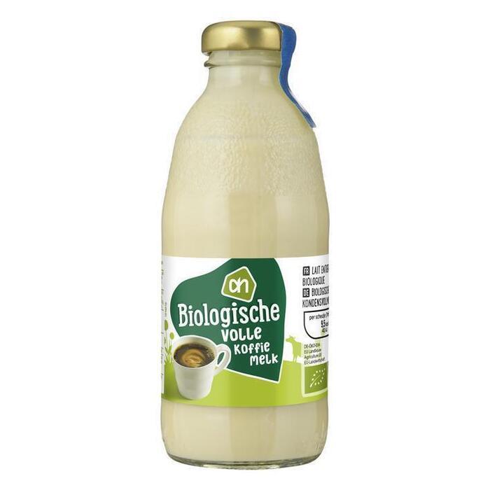 AH Biologisch Volle koffiemelk (188ml)