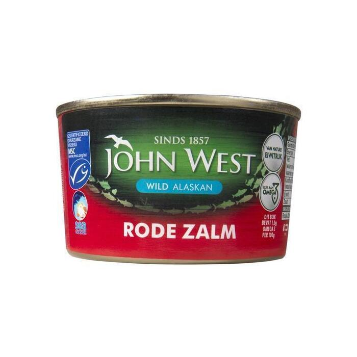 Wilde Rode Zalm, MSC (blik, 213g)