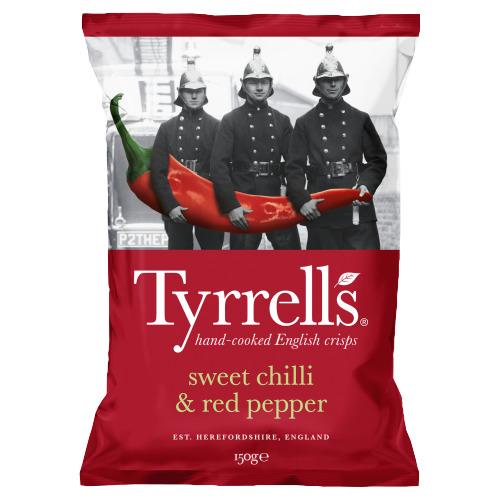 Sweet Chilli & Red Pepper (150g)