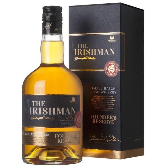The Irishman Founder's Reserve (rol, 0.7L)