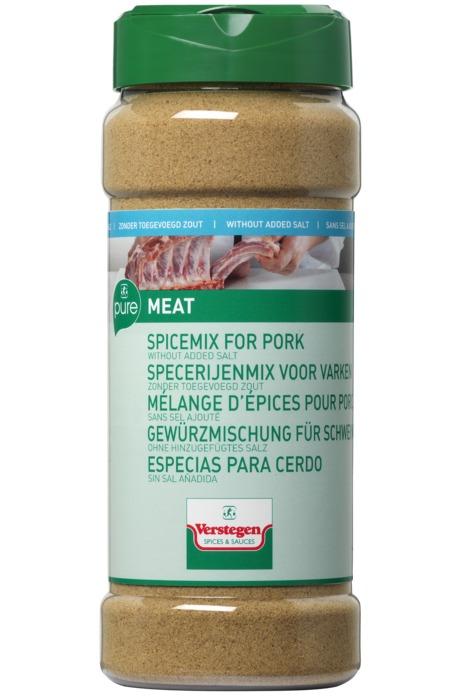 Verstegen Pure specerijenmix voor varkensvlees 260 g Jar (260g)