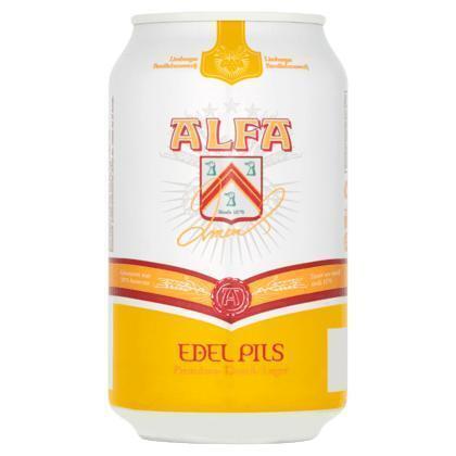 Alfa Edel pils (rol, 33 × 33cl)