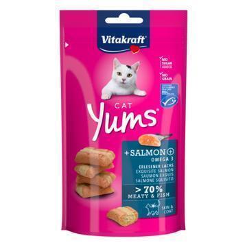 Cat yums zalm (40g)