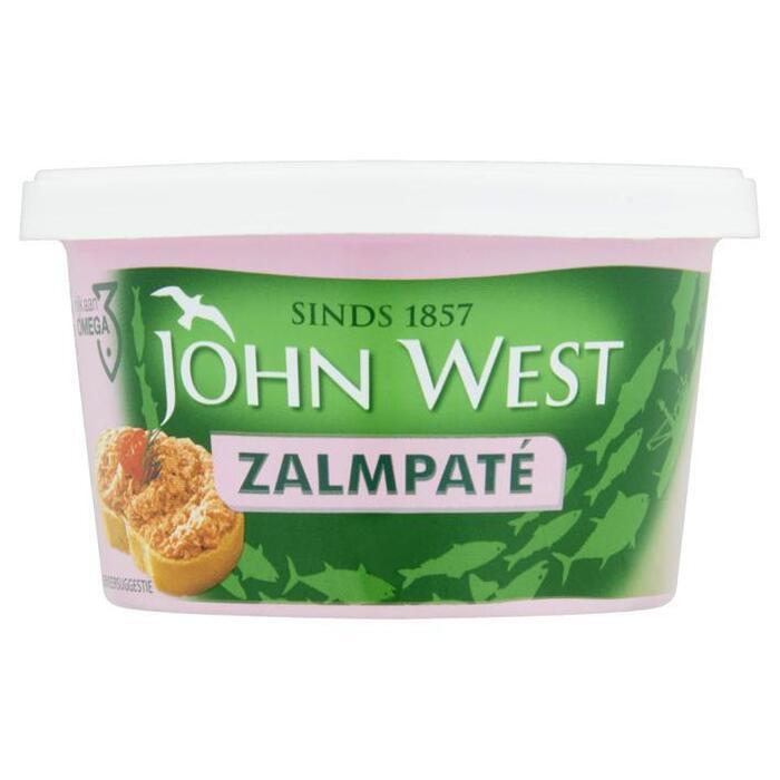 Vispaté Zalm (blik, 125g)