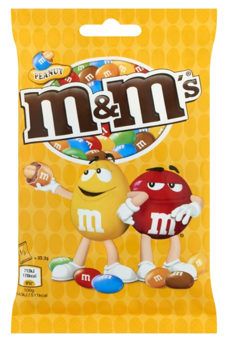 M&M (zak, 100g)