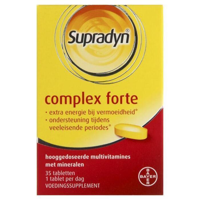 Supradyn Complex forte tabletten (35 × 47g)