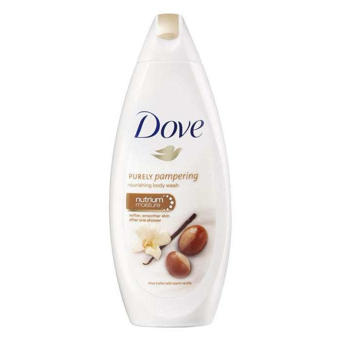 Dove Sheabutter & Vanille Douchecrème 250ml (250ml)
