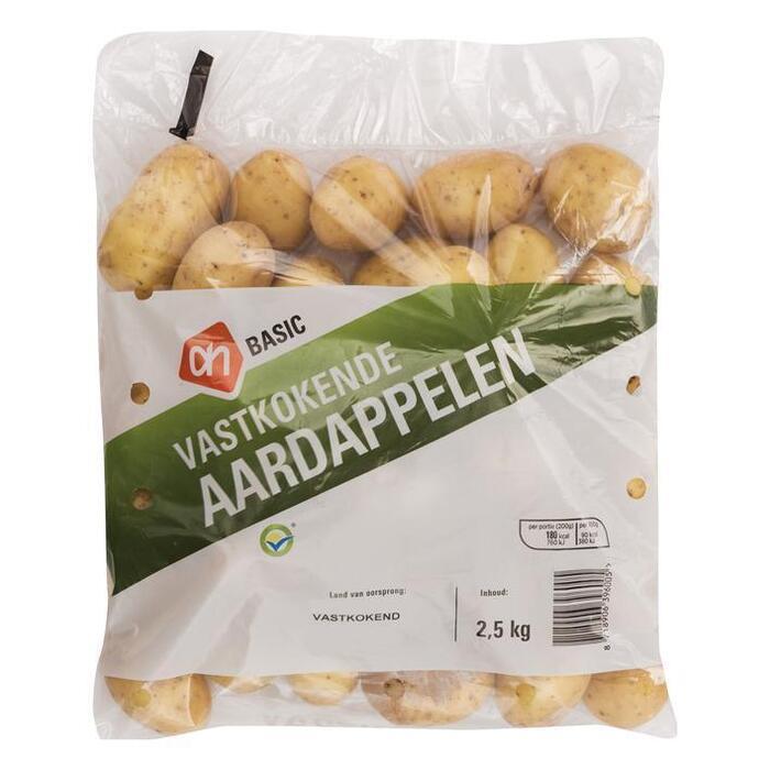 AH BASIC Vastkokende aardappelen (2.5kg)
