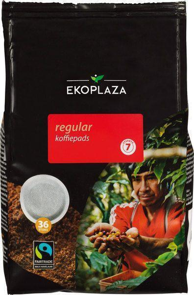 Regular koffiepads (zak, 36g)