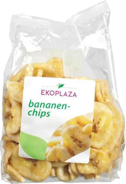 Bananenchips (zak, 200g)