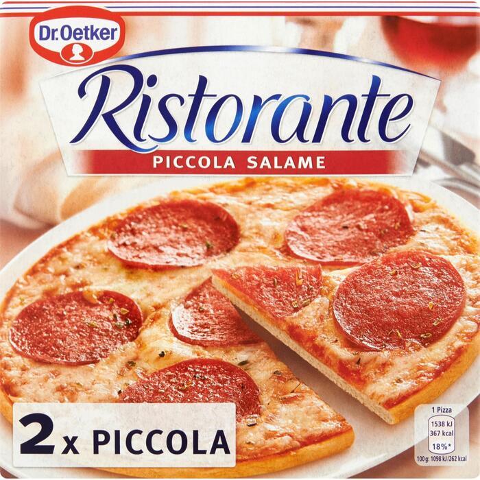 Ristorante Piccola Salame (stuk, 2 × 280g)