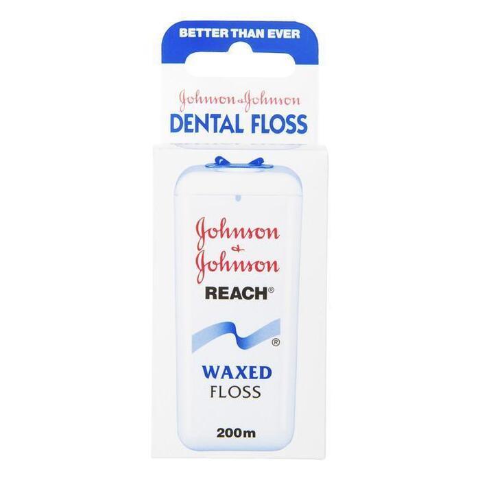 Johnson & Johnson Waxed floss