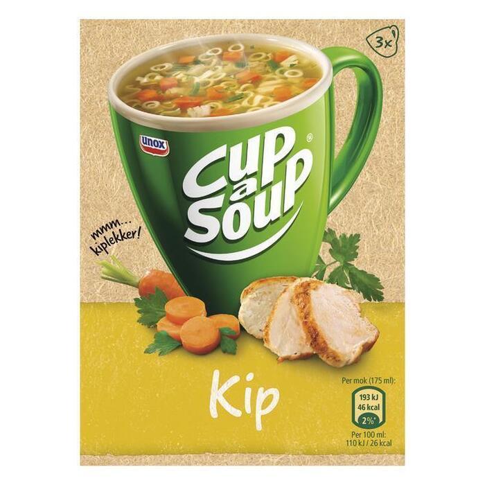 Cup-a-Soup kippensoep (3 × 175ml)