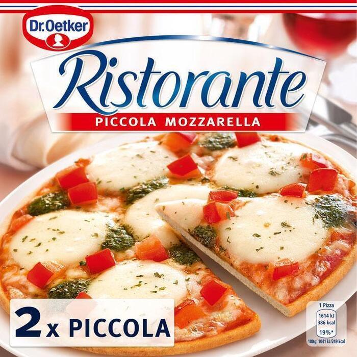 Ristorante Piccola Mozzarella (stuk, 2 × 155g)