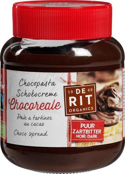 Chocoladepasta puur ms (350g)