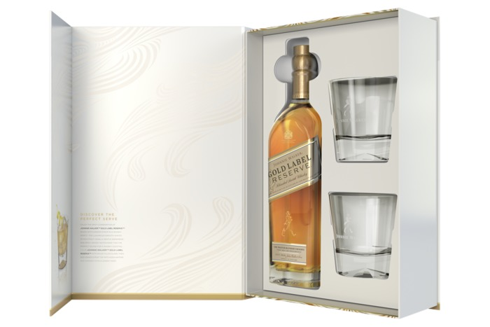 Johnnie Walker Gold Label Reserve Blended Scotch Whisky 70 cl (0.7L)