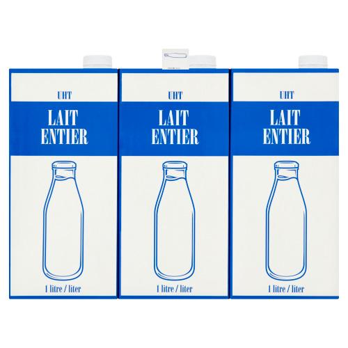 Houdbare Volle Melk 3,5% Vet 6 x 1 L (6 × 1L)