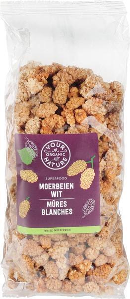 Mulberries wit (zak, 250g)