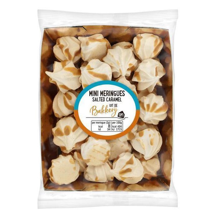 AH Mini meringues salted caramel (65g)