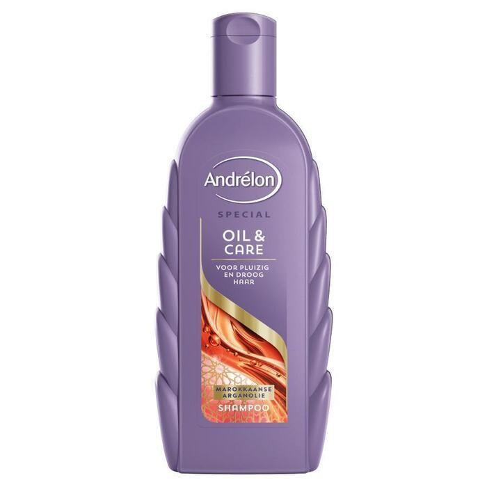 Shampoo Oil en Care (Stuk, 30cl)