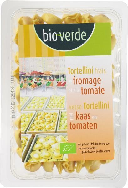 Verse tortellini met kaas en tomaat (200g)