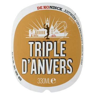 De Koninck Triple d'Anvers (33cl)