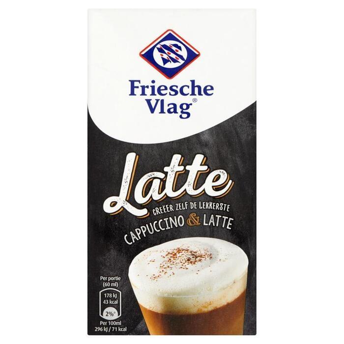 Latte Cappuccino & Latte (pak, 0.5L)
