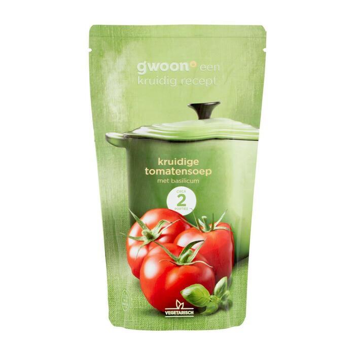 g'woon Italiaanse tomatensoep (0.57L)