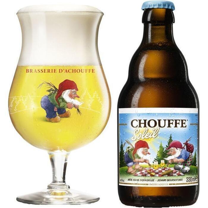 Chouffe Soleil (rol, 33 × 33cl)