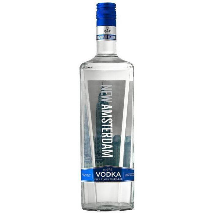 New Amsterdam Vodka (rol)