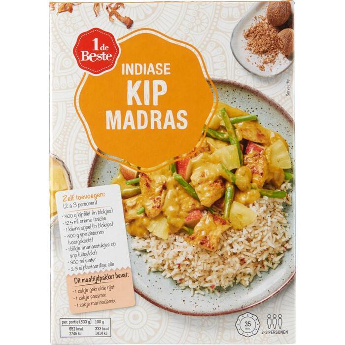 Indiase kip madras (324g)