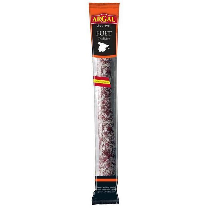 Argal Fuet tradición (170g)