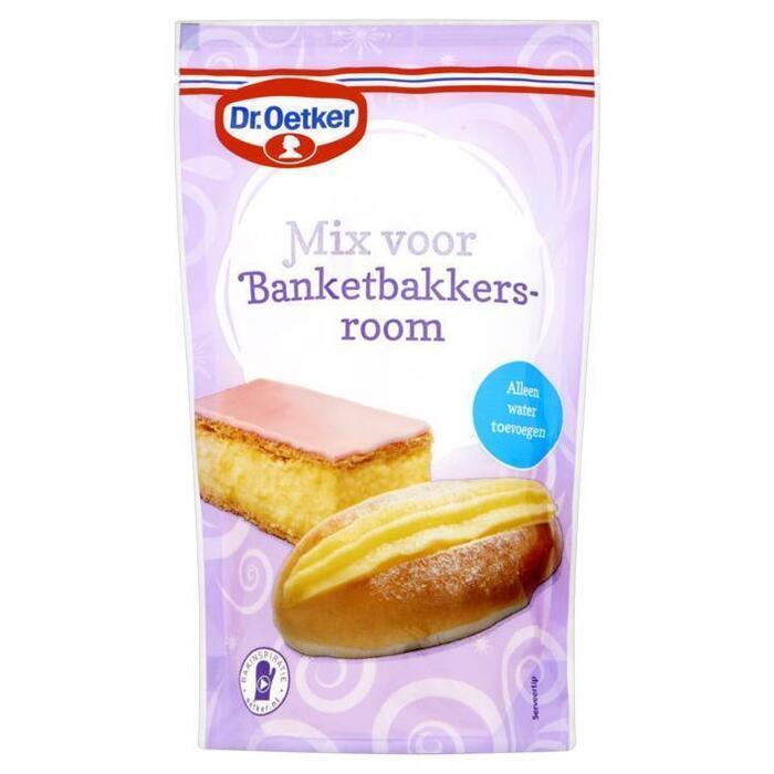 Mix voor banketbakkersroom (Stuk, 140g)