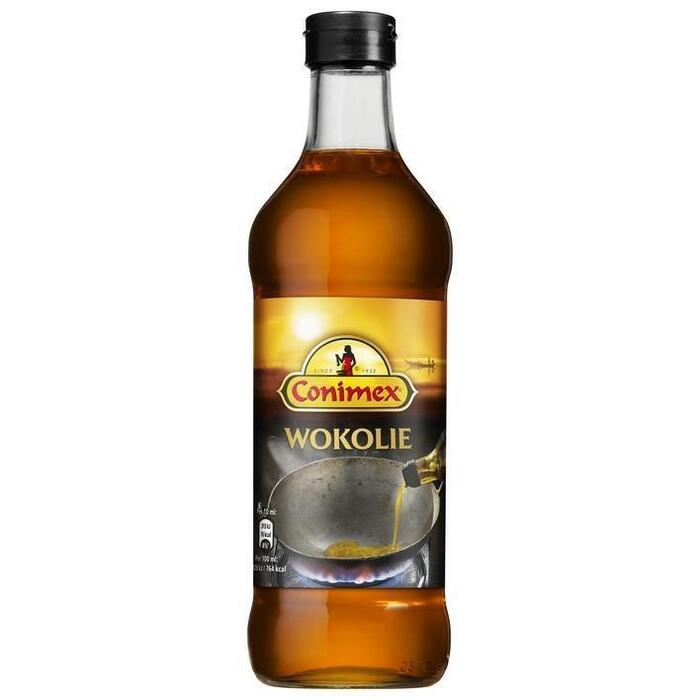 Conimex Olie wokolie (0.5L)