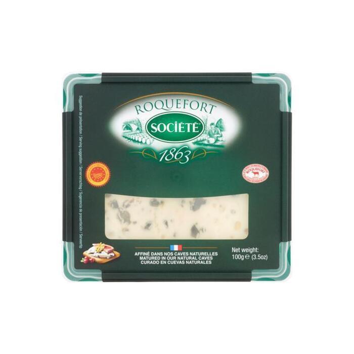 Société Roquefort Kaas 100g (100g)