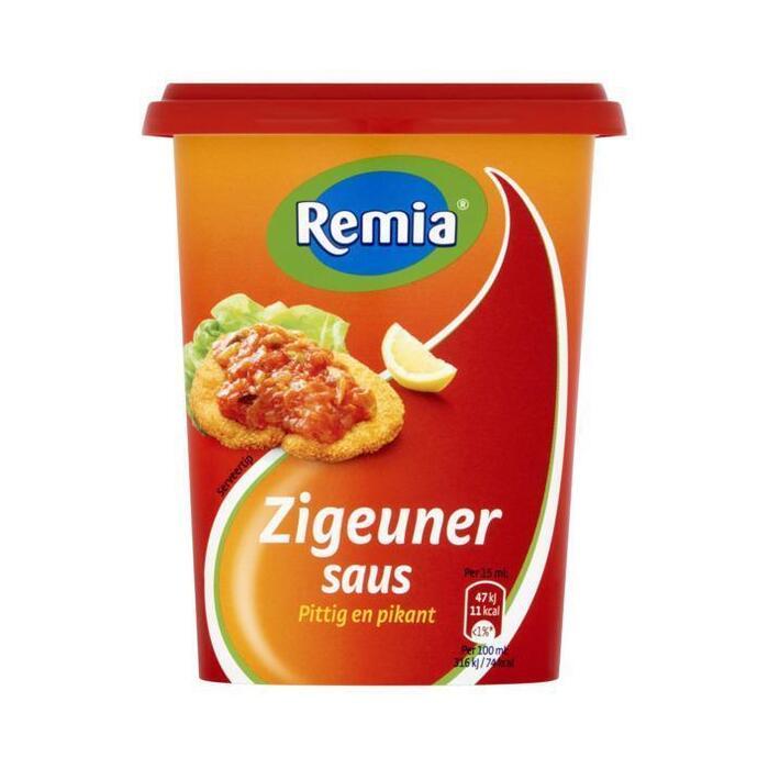 Zigeunersaus Pittig en Pikant (kuip, 0.5L)